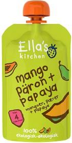 Bild på Ella's Puré Mango & Päron 120 g