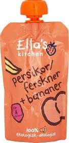 Bild på Ella's Puré Persika & Banan 120 g
