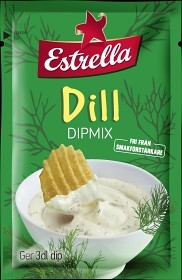 Bild på Estrella Dipmix Dill 20 g