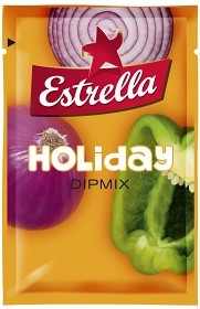 Bild på Estrella Dipmix Holiday 26 g