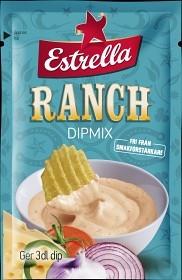 Bild på Estrella Dipmix Ranch 24 g