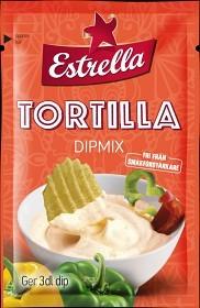 Bild på Estrella Dipmix Tortilla 28 g