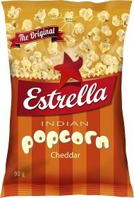 Bild på Estrella Indian Popcorn Cheddar 90 g