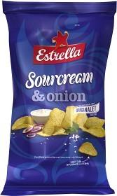 Bild på Estrella Sourcream & Onion 40 g