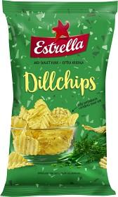 Bild på Estrella Dillchips 275 g