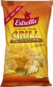 Bild på Estrella Grill & Cheddar 275 g