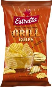 Bild på Estrella Grillchips 175 g