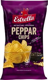 Bild på Estrella Pepparchips 275 g