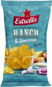 Bild på Estrella Ranch & Sourcream 275 g