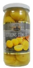 Bild på Eugène Brunel Saltade Små Citroner 200 g