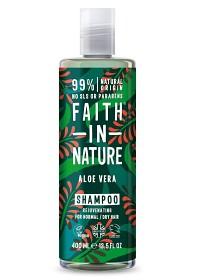 Bild på Faith in Nature Aloe Vera Shampoo 400 ml
