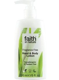 Bild på Fragrance Free Hand & Body Lotion 150 ml