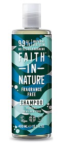 Bild på Faith in Nature Fragrance Free Schampo 400 ml