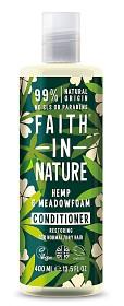 Bild på Faith in Nature Hemp & Meadowfoam Conditioner 400 ml