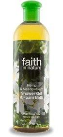 Bild på Hemp & Meadowfoam Shower Gel 400 ml
