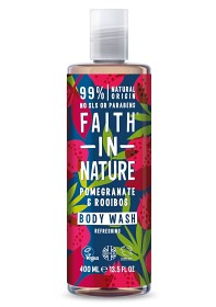 Bild på Pomegranate & Rooibos Body Wash 400 ml