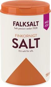 Bild på Falksalt Finkornigt Hushållssalt med Jod 150 g