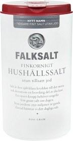 Bild på Falksalt Finkornigt Hushållssalt Utan Tillsatt Jod 600 g