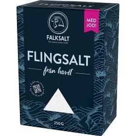 Bild på Falksalt Flingsalt med Jod 250 g