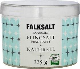 Bild på Falksalt Gourmet Flingsalt Naturell 125 g