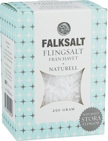 Bild på Falksalt Gourmet Flingsalt Naturell 250 g