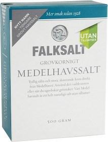 Bild på Falksalt Grovkornigt Medelhavssalt 500 g