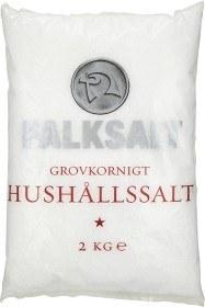 Bild på Falksalt Grovkornigt Hushållssalt 2 kg