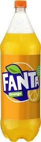 Bild på Fanta Orange PET 2 L inkl. pant
