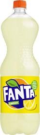 Bild på Fanta Lemon PET 1,5 L inkl. pant