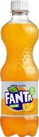 Bild på Fanta Zero Orange PET 50 cl inkl. pant