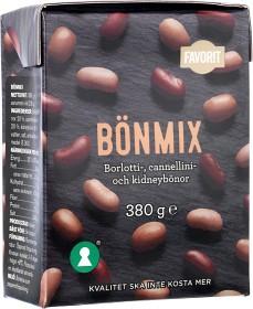 Bild på Favorit Bönmix 380 g
