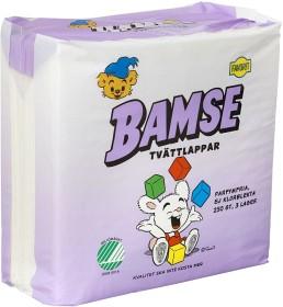 Bild på Favorit Bamse Tvättlappar 3 Lager 250 p