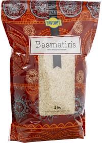 Bild på Favorit Basmatiris 2 kg