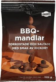 Bild på Favorit BBQ Mandlar 100 g
