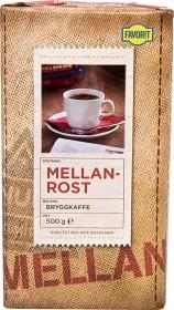 Bild på Favorit Bryggkaffe Mellanrost 500 g