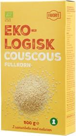 Bild på Favorit Couscous Fullkorn 500 g