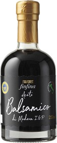 Bild på Favorit Finfina Balsamvinäger IGP 250 ml