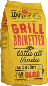 Bild på Favorit Grillbriketter 5 kg