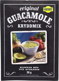 Bild på Favorit Guacamole Kryddmix 20 g
