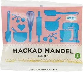 Bild på Favorit Hackad Mandel 100 g