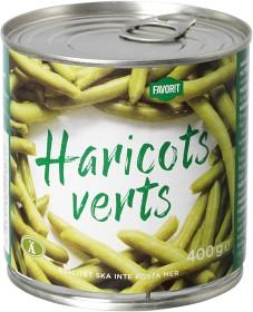 Bild på Favorit Haricot Verts 400 g