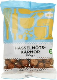 Bild på Favorit Hasselnötter 200 g