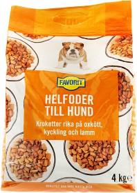 Bild på Favorit Oxkött, Kyckling & Lamm 4 kg