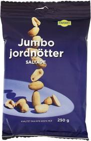 Bild på Favorit Jordnötter Jumbo 250 g