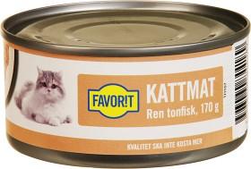 Bild på Favorit Kattmat Tonfisk 170 g