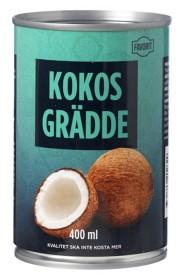 Bild på Favorit Kokosgrädde 400 ml