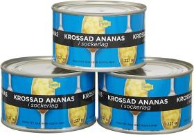 Bild på Favorit Krossad Ananas 3x227 g