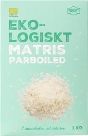 Bild på Favorit Matris Parboiled Ris 1 kg