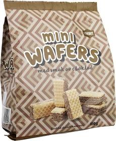 Bild på Favorit Mini Wafers Choklad 250 g