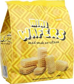 Bild på Favorit Mini Wafers Citron 250 g